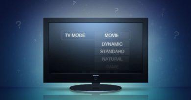 Hướng dẫn chỉnh chất lượng hình ảnh Tivi